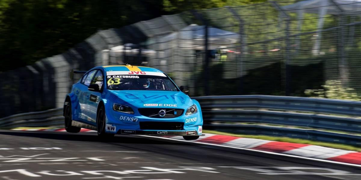 Con doble título, Volvo celebra en el Mundial de Turismos