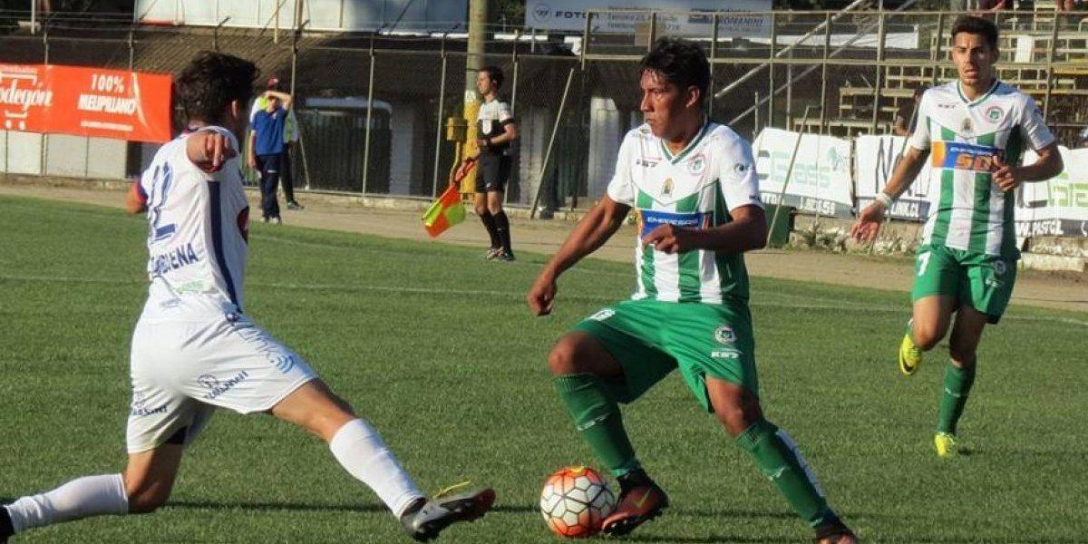 Deportes Melipilla se ilusiona con el regreso a Primera B y venció a Deportes Vallenar