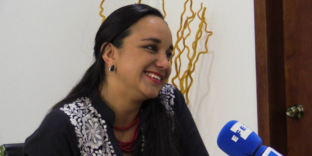 Gabriela Rivadeneira piensa en nuevo partido político en Ecuador