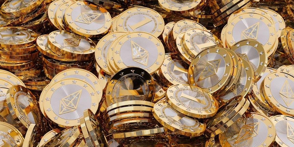 Qual é a criptomoeda que se valorizou 800% em um mês - e não é o bitcoin