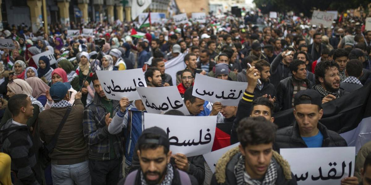 ¿Qué es una intifada?