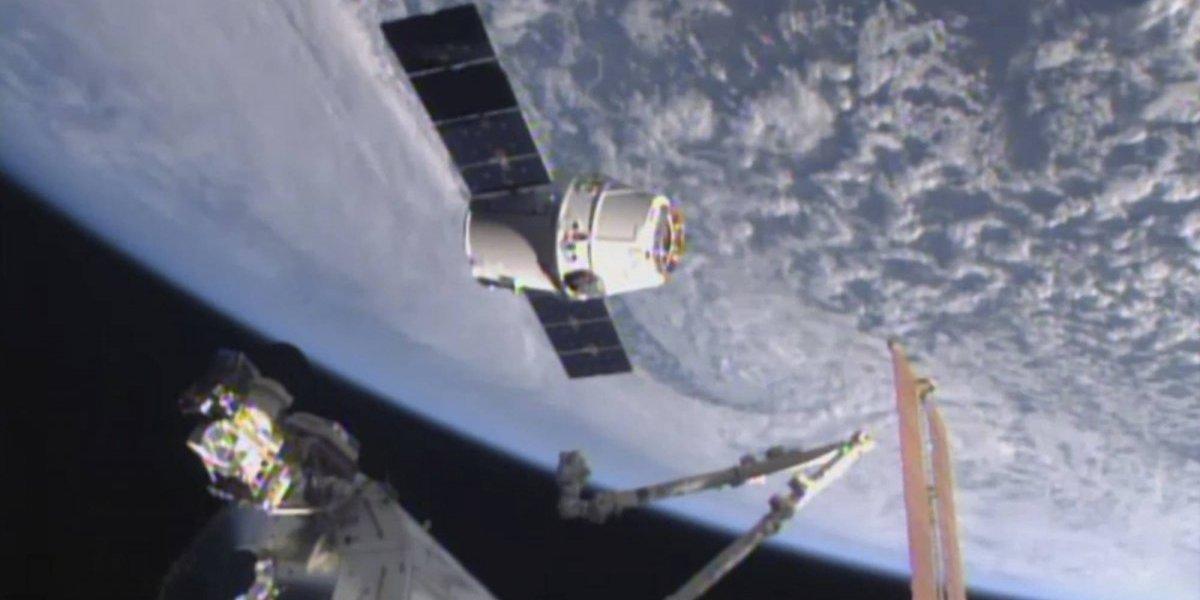 SpaceX demora entrega de insumos a la estación espacial