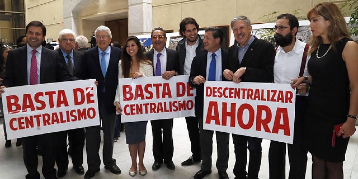 """Anuncian """"súper martes"""" de la regionalización en la Cámara de Diputados"""