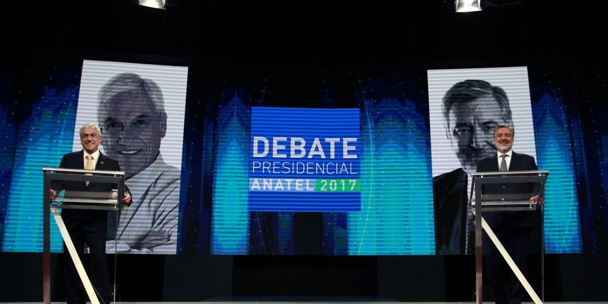 El tsunami de redes sociales que generó el debate presidencial