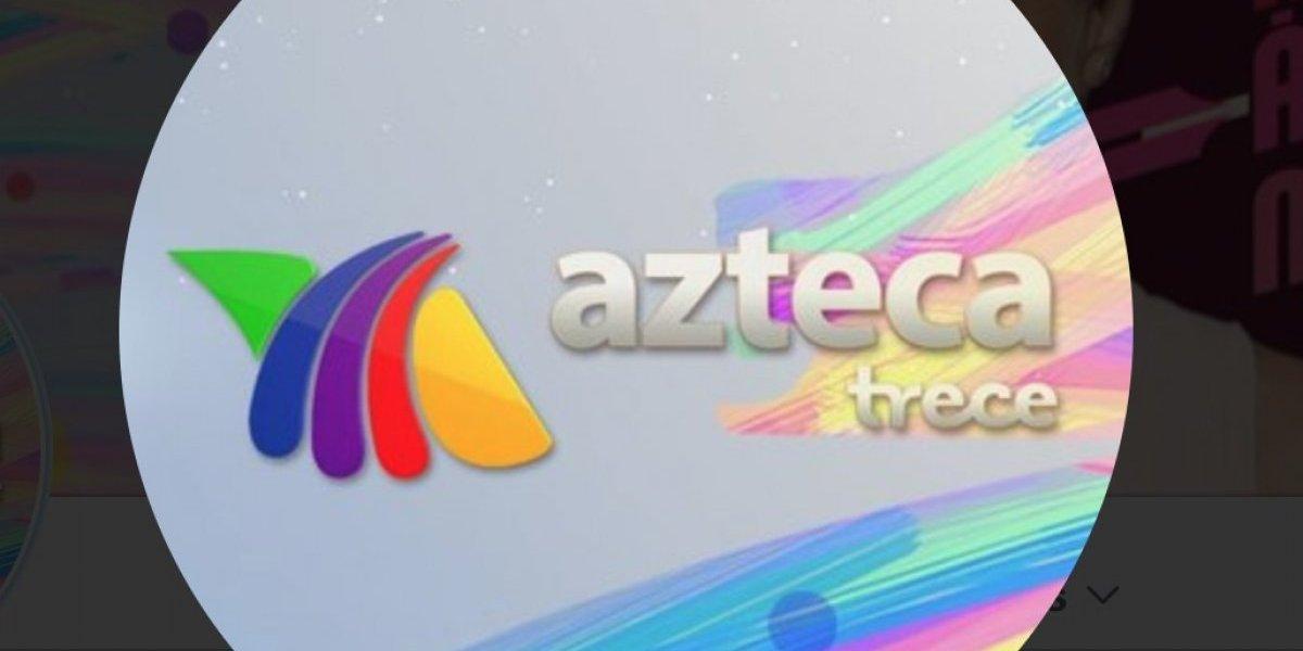 Azteca Trece cambiará de nombre en 2018