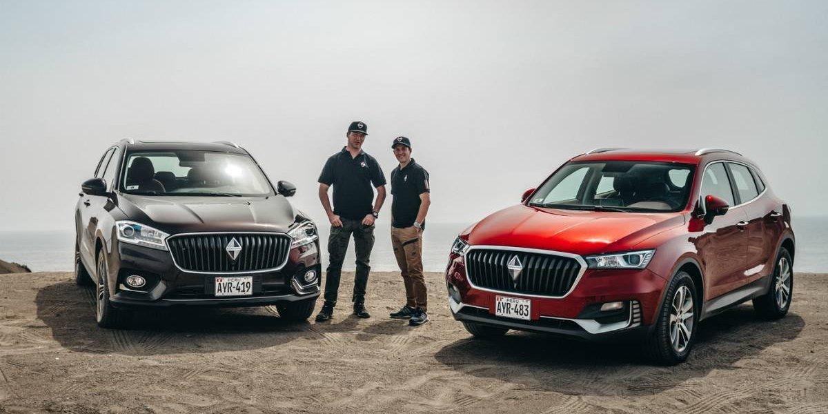 Con manos sudamericanas llega Borgward al Dakar 2018