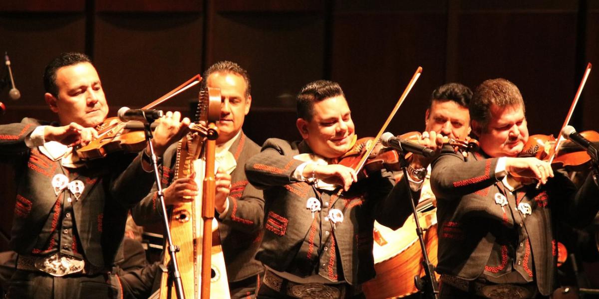 Los Camperos, del mariachi a la ópera en Nueva York