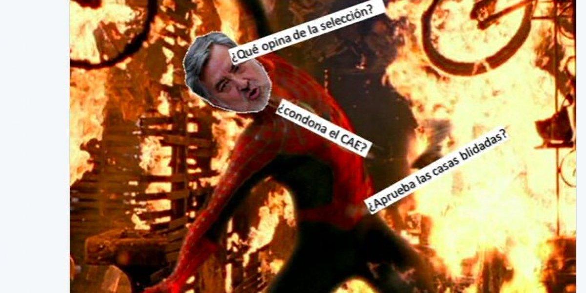 Memes y tuits tras el debate presidencial de Anatel