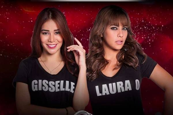 Gisselle y Laura O.