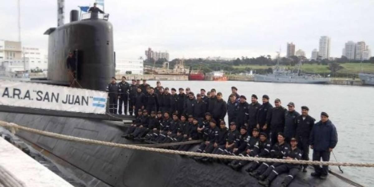 Crisis en la Armada argentina: Suspenden a dos oficiales por el caso del submarino
