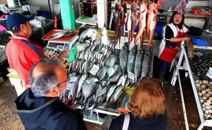 Pescado para Chile