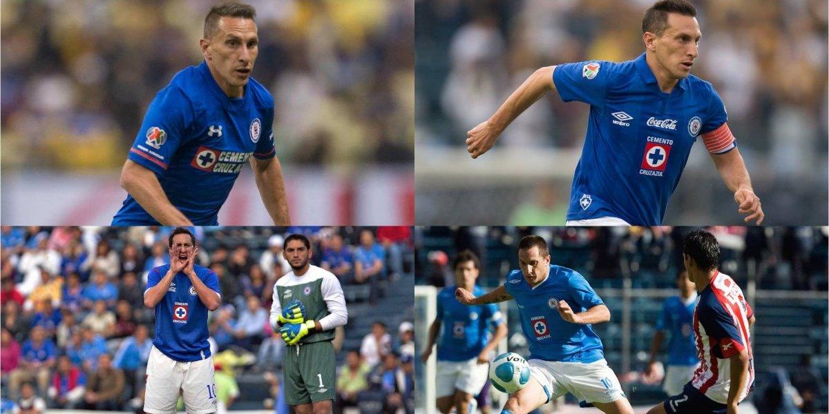 Liga MX: Humillan a ídolo del Cruz Azul