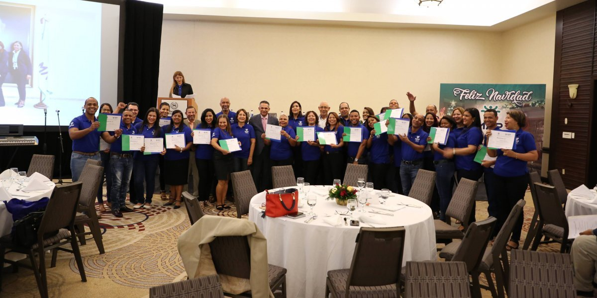 MAP entrega Premio Institucional a Mejores Prácticas
