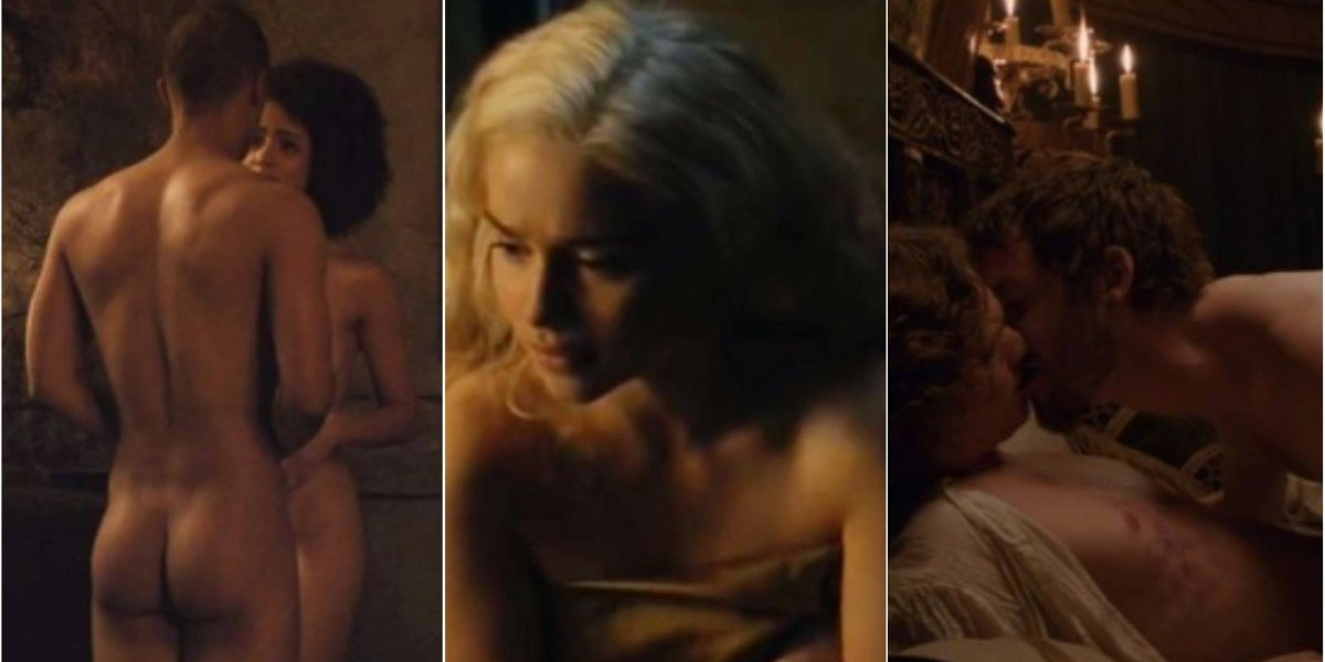 As 8 cenas mais quentes de Game of Thrones