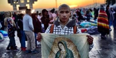 Día de la Virgen de Guadalupe 2017