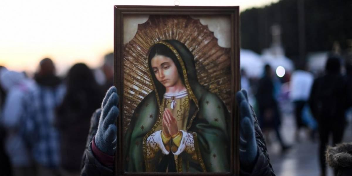 EN IMÁGENES. Miles de peregrinos visitan la mexicana Basílica de Guadalupe