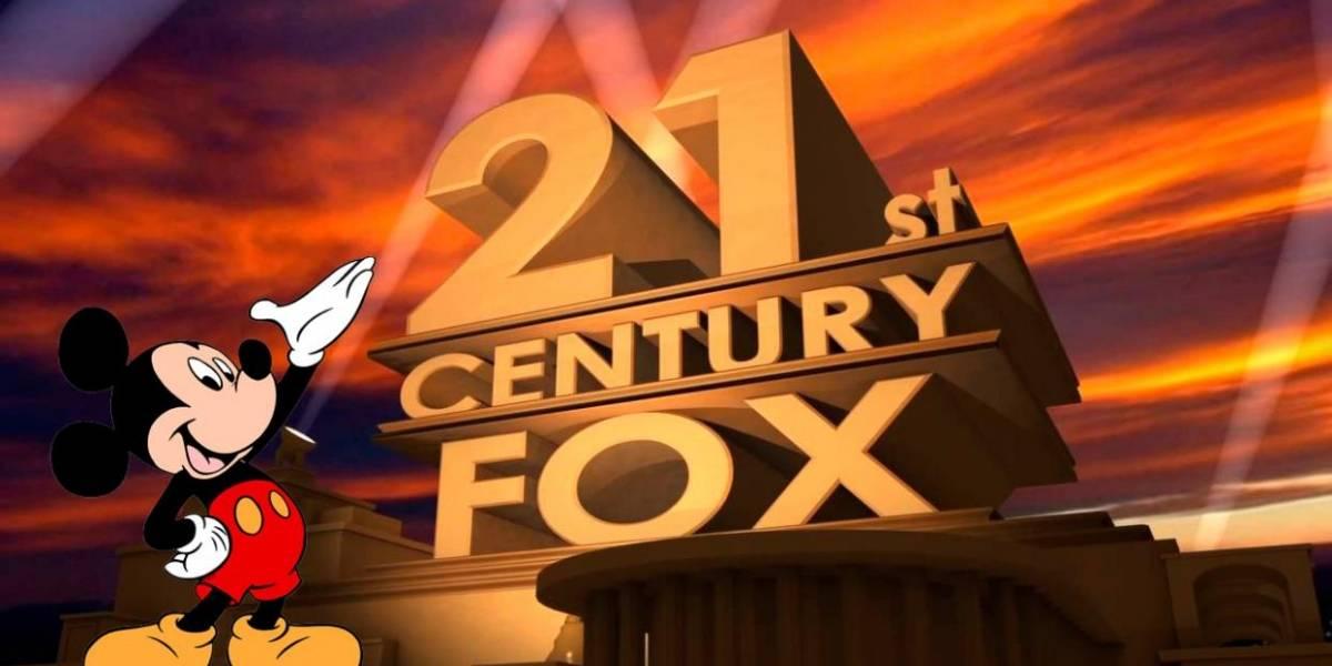 Disney y 21st Century Fox estarían listos para anunciar su acuerdo