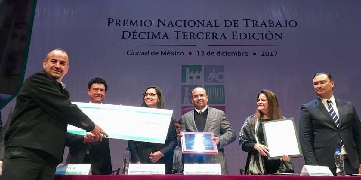 Estos son los proyectos ganadores del Premio Nacional de Trabajo