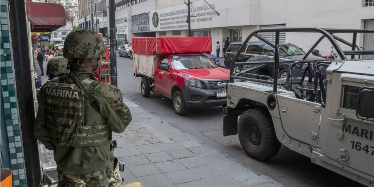 Ejército desplazaría a gobiernos estatales con Ley, considera Mancera