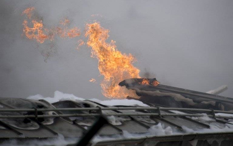 Explosión en terminal de gas en Austria