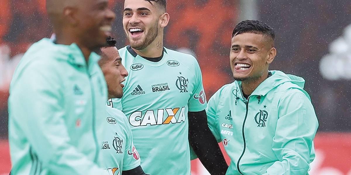Flamengo encara o Independiente na disputa pela Copa Sul-Americana nesta quarta-feira