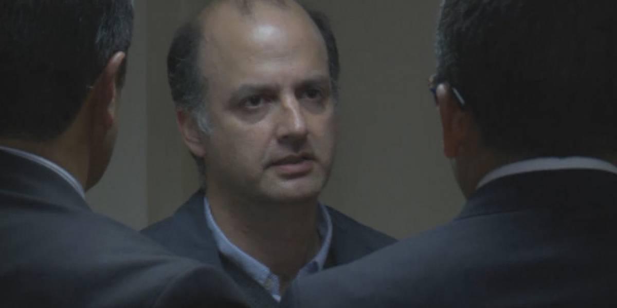 Condenan a cinco años y dos meses de cárcel a exviceministro García Morales por Odebrecht