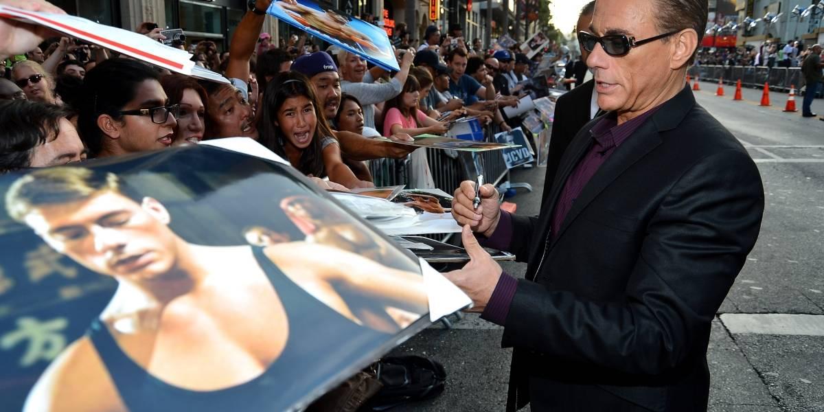 La nueva serie de Jean-Claude Van Damme