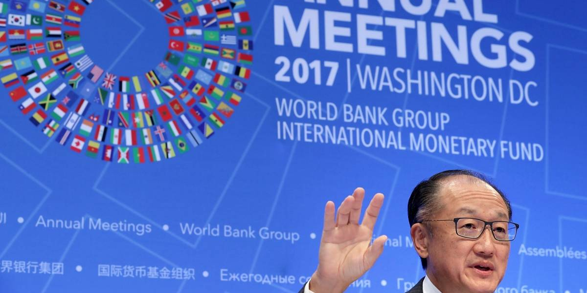 Banco Mundial dejará de financiar extracción de gas y petróleo después de 2019