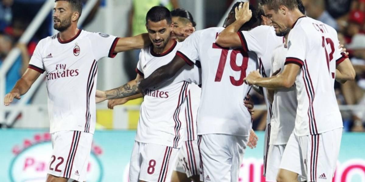 Estrella del AC Milan estaría buscando anular su contrato con el club
