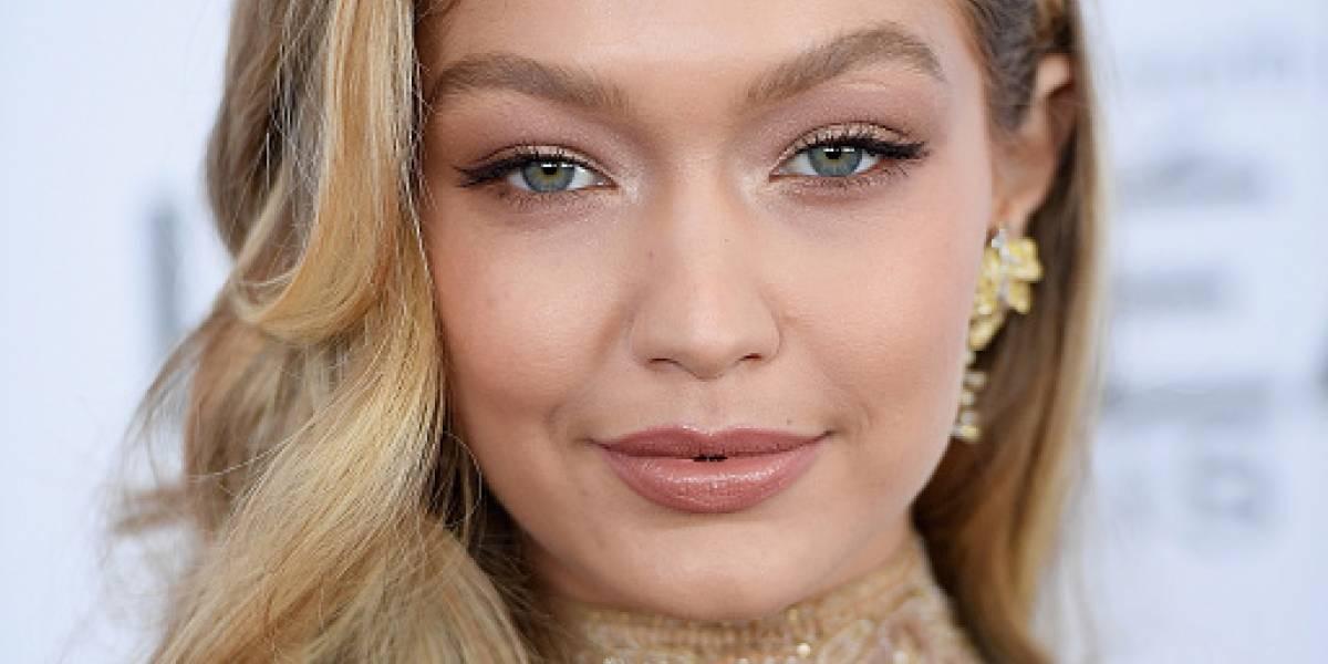 Gigi Hadid causa polémica por mostrar axilas sin depilar
