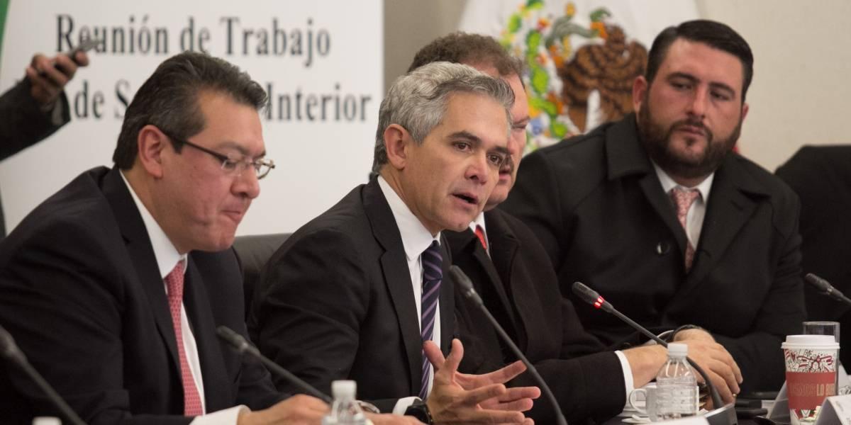 Canacope destaca como positiva la continuidad de Mancera al frente de la CDMX