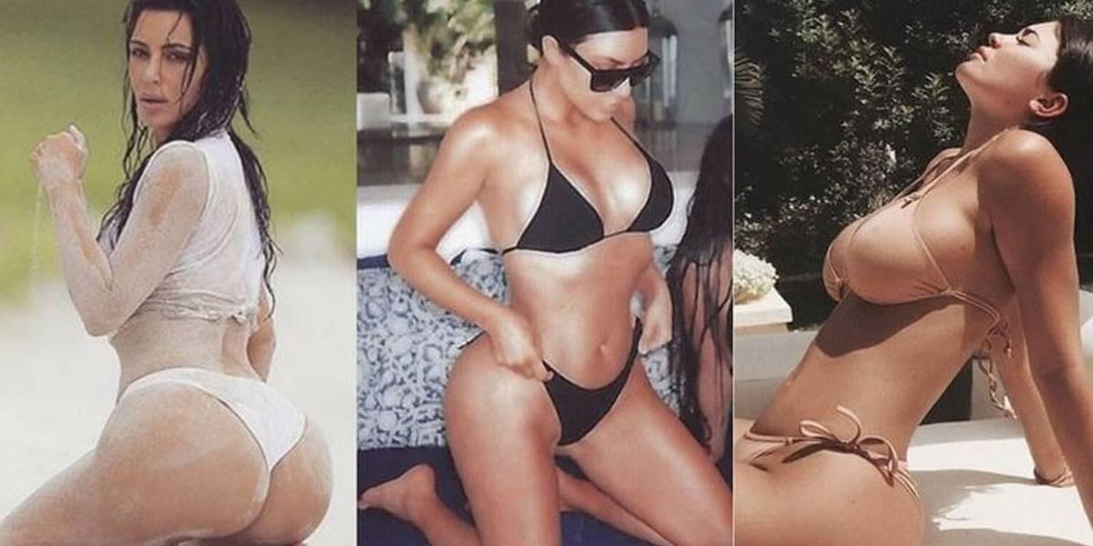 Veja os sete biquínis mais estilosos de Kim Kardashian
