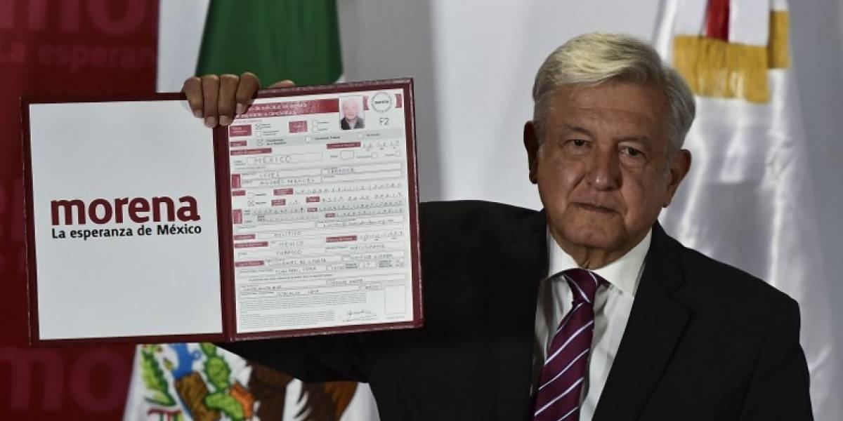 López Obrador busca por tercera vez la presidencia de México