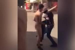 VIDEO: Sujetos armados desnudan y golpean a jóvenes en Culiacán