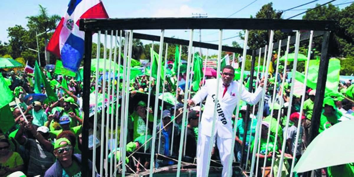 Morrison pide mostrar visión a Marcha Verde