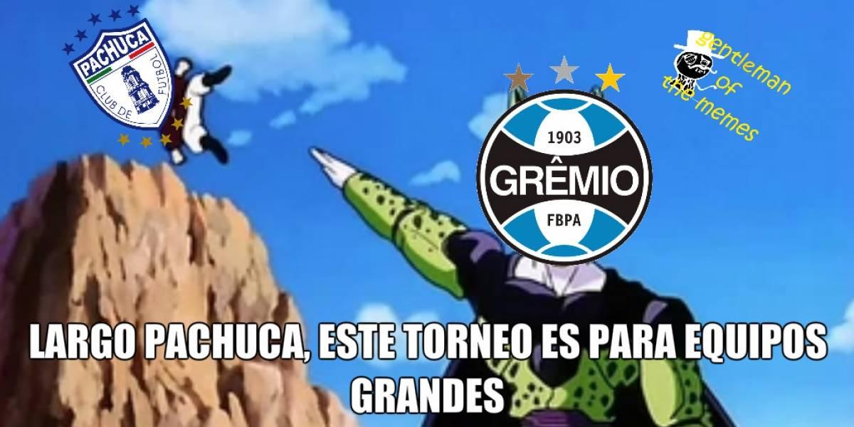 Los mejores memes de la derrota del Pachuca en el Mundial de Clubes
