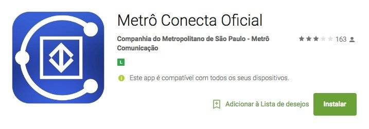 Metrô Conecta