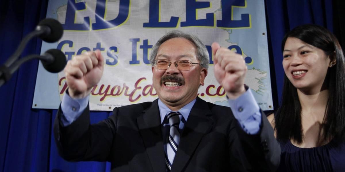 Fallece el estadounidense Ed Lee, alcalde de San Francisco