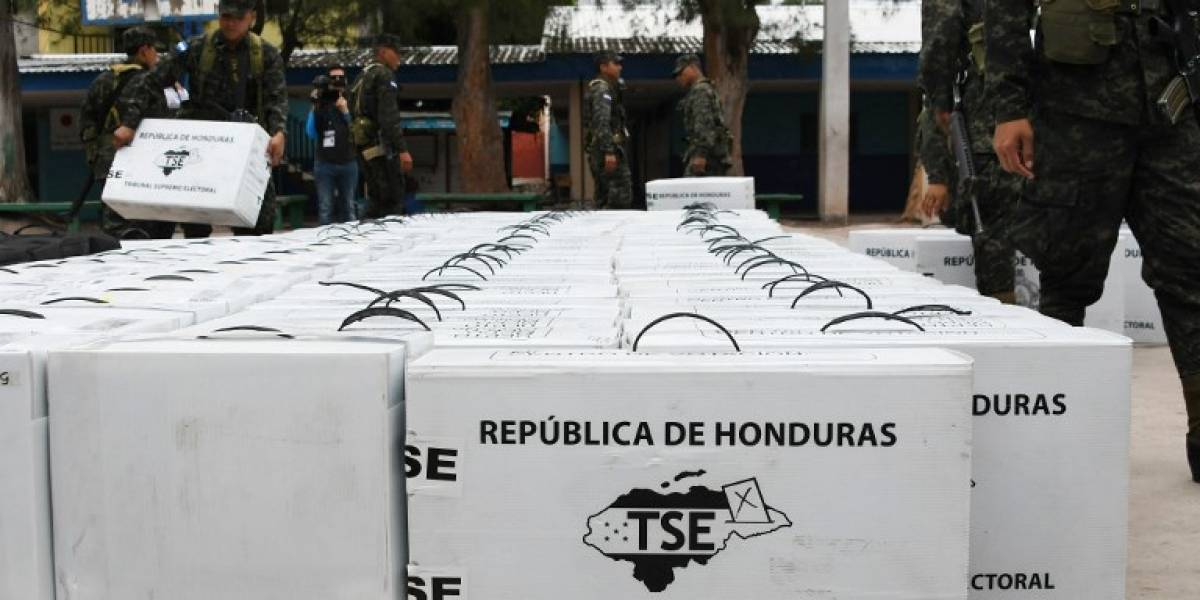 OEA audita sistema de cómputo electoral en Honduras