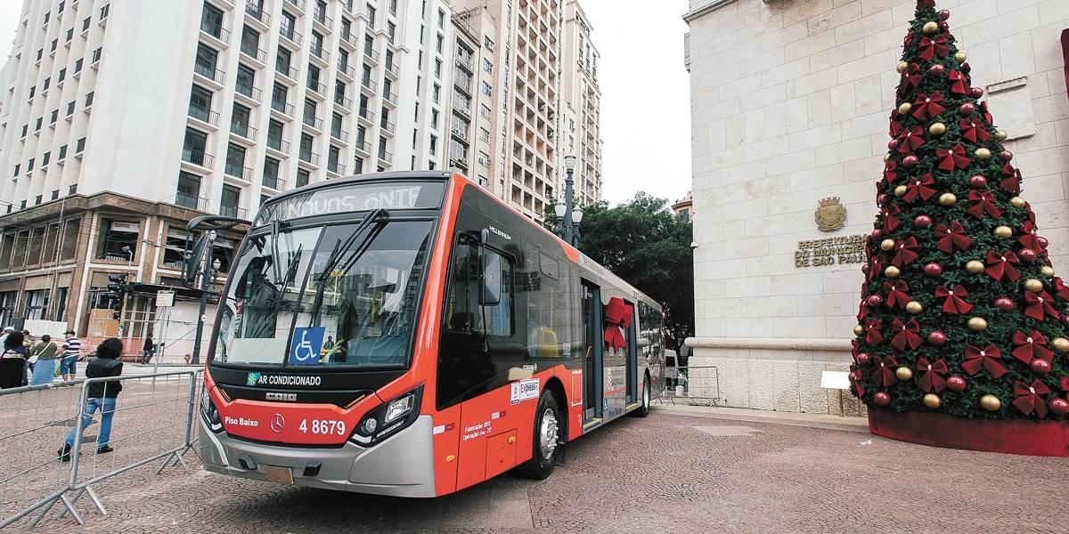 Tarifa de ônibus vai subir em 2018 em SP