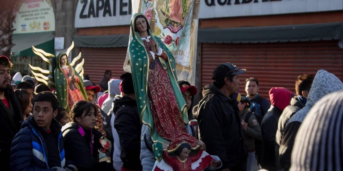 El 83% de los mexicanos cree en la Virgen de Guadalupe