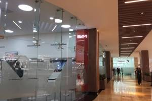 Plaza financiera oakland mall