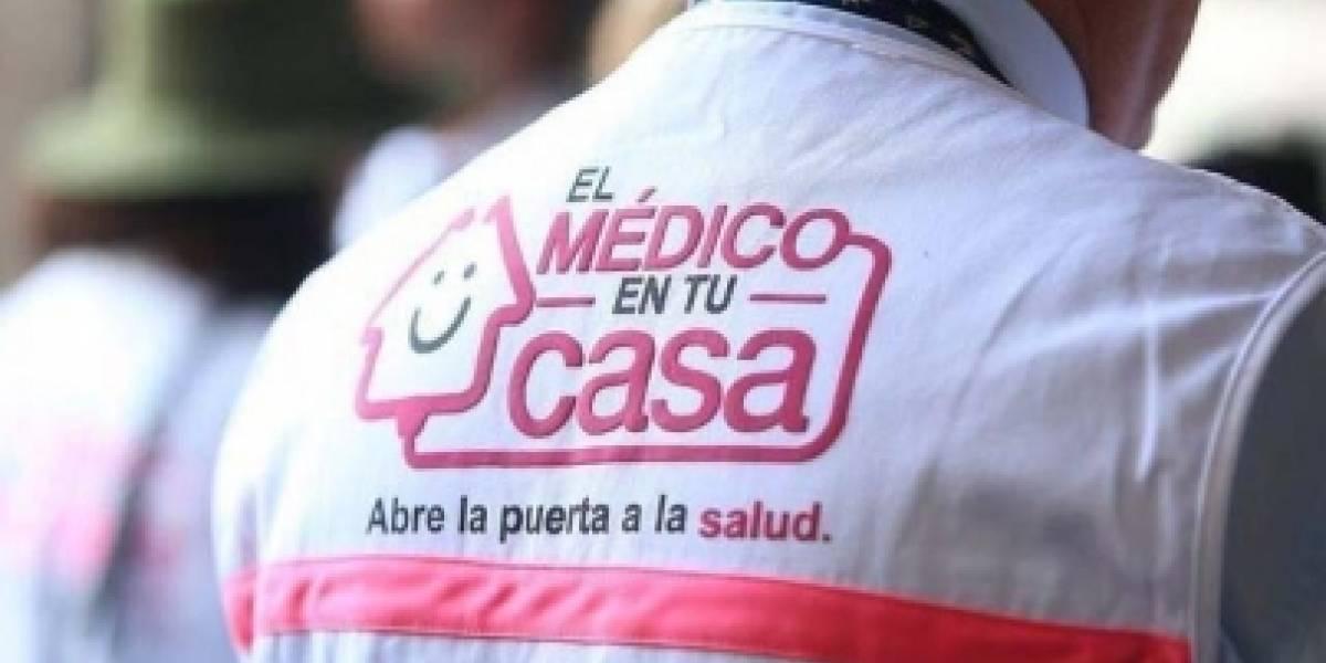 Senadores del PRI piden auditoría a 'Médico en tu Casa'