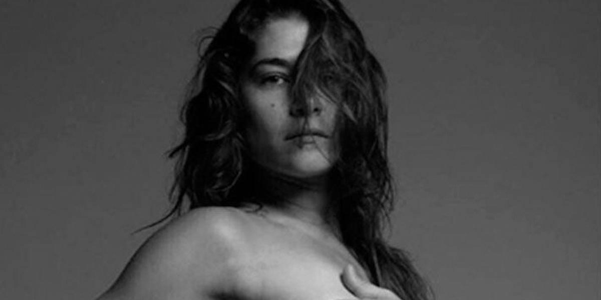 Priscila Fantin posa nua e sem retoque: Acredito no natural