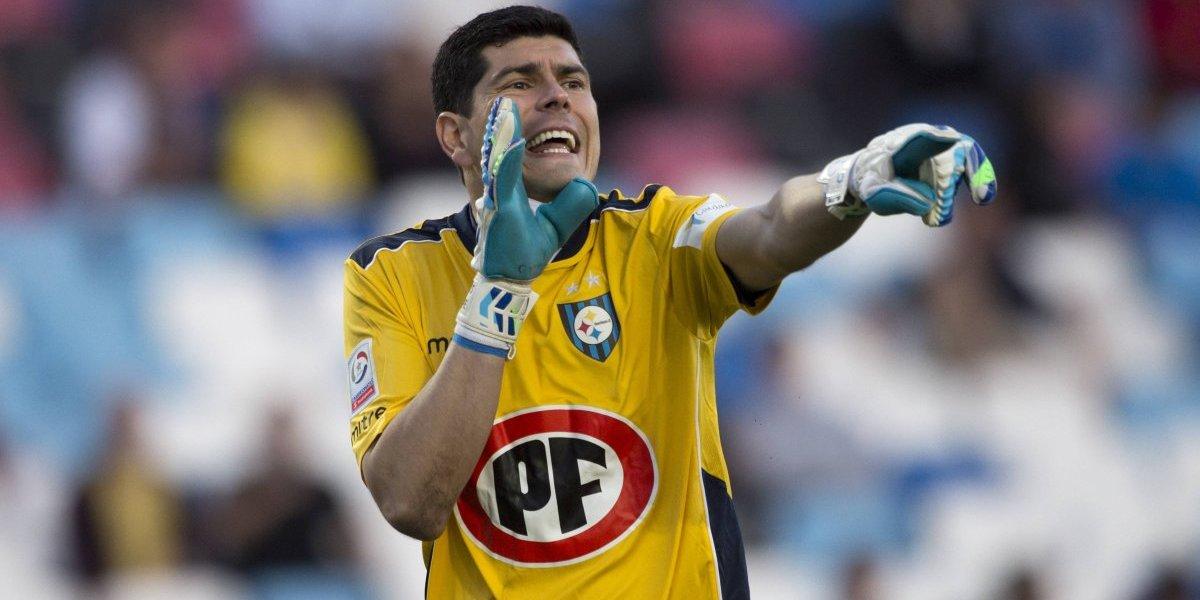 Carlos Lampe se deja querer por el fútbol mexicano