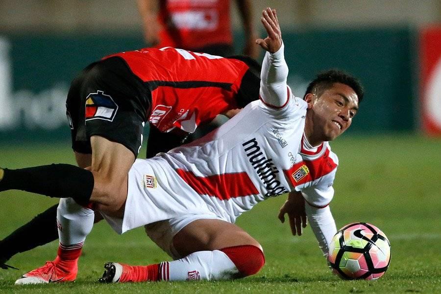 Raimundo Rebolledo ingresó al Top 10 de los Sub 20 / imagen: Photosport