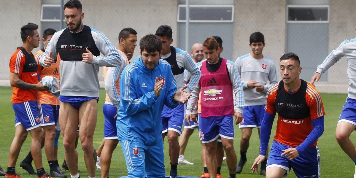 La U comenzará el 2018 con pretemporada en La Serena y amistosos en Buenos Aires