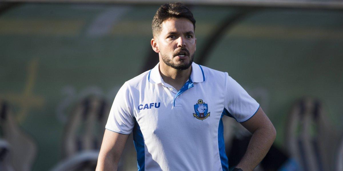 "DT de Antofagasta quedó destrozado tras quedar sin Sudamericana: ""Me da pena haber fallado"""