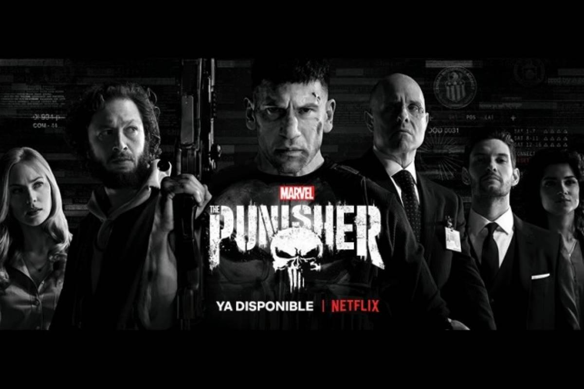 Netflix confirma que habrá una segunda temporada de The Punisher