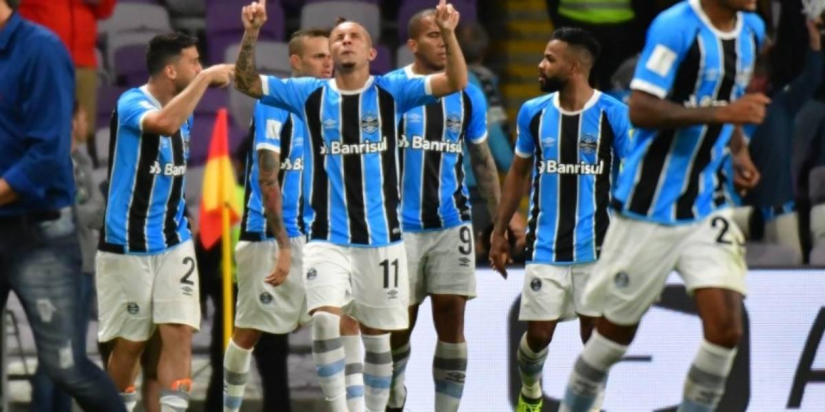 Grêmio vence a Pachuca y avanza a la final del Mundial de Clubes